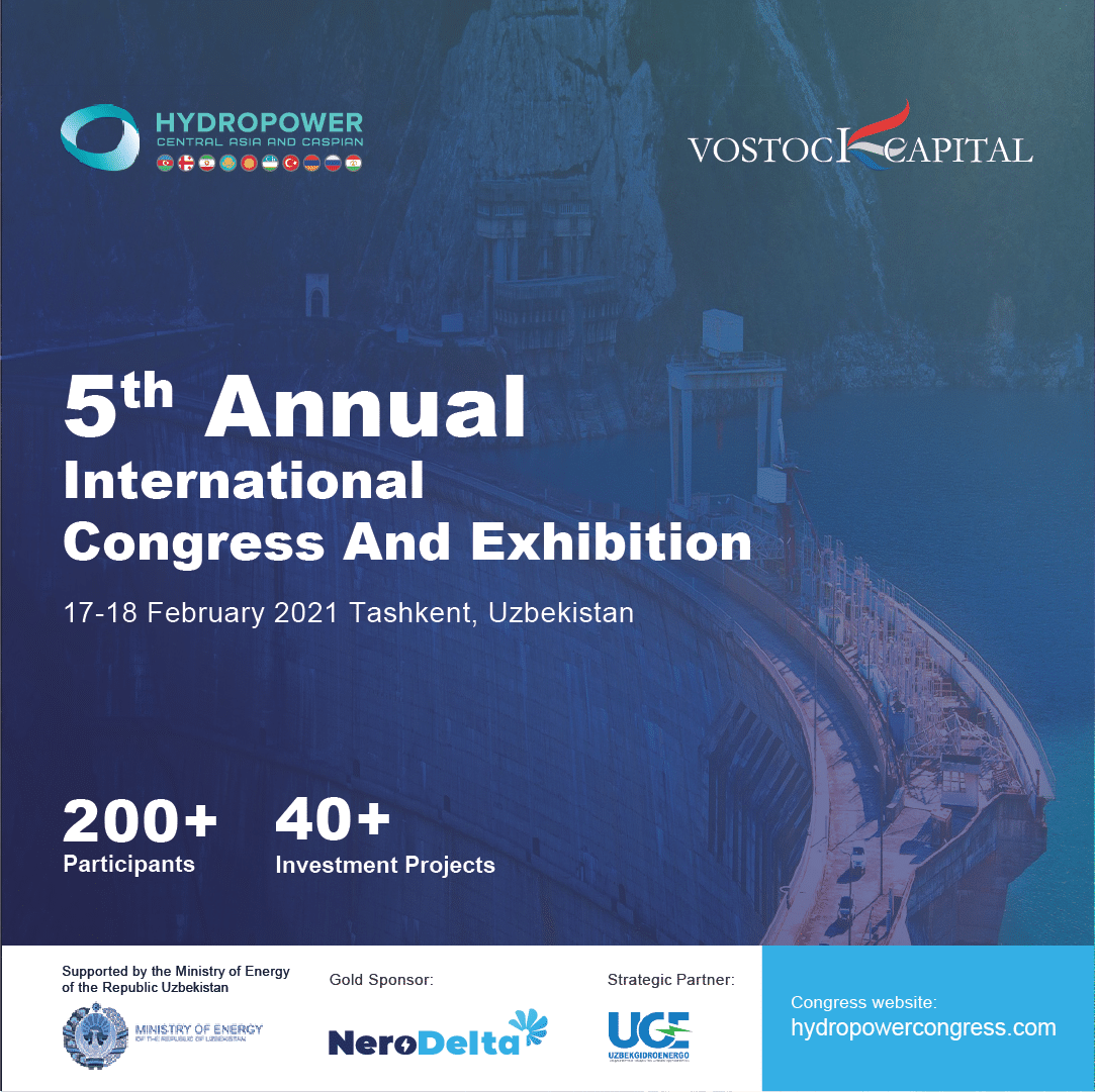 5th Annual International Congress and Exhibition in Uzbekistan
